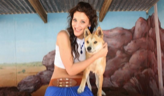 Make your visit to Maru memorable by enjoying a 'Close Encounter' experience with one of our Dingoes.